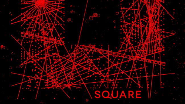 Redshape Square mixed by Hannes Bieger